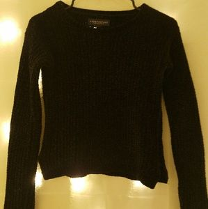 Aeropostale Black Knit Sweater [Used]